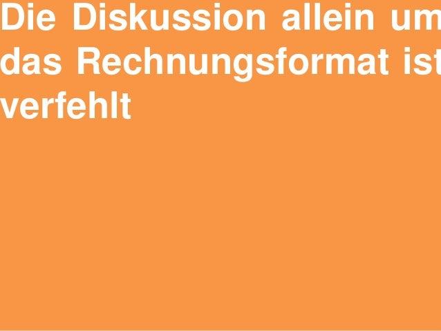 DE] E-Commerce jenseits der elektronischen Rechnung | Dr. Ulrich Kam…