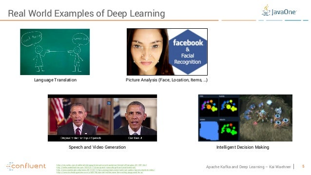 Deep Learning Streaming Platform with Kafka Streams, TensorFlow, Deep…