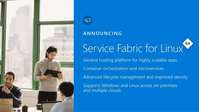 Microsoft Ignite 2017 Azure Updates