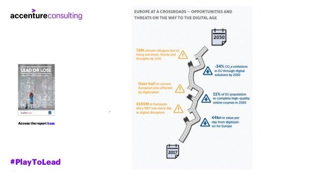 DWS17 - Plenary session: Big strategic Bets - Andres LINDLAD - Accenture Slide 3