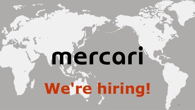 We're hiring! 50