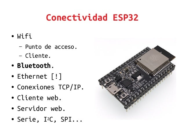 MicroPython y ESP32