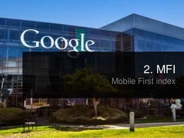 2. MFI Mobile First index