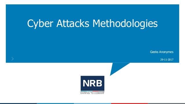 Cyber Attack Methodologies