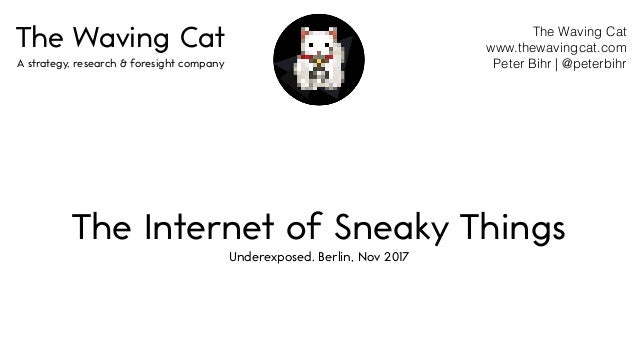 The Waving Cat