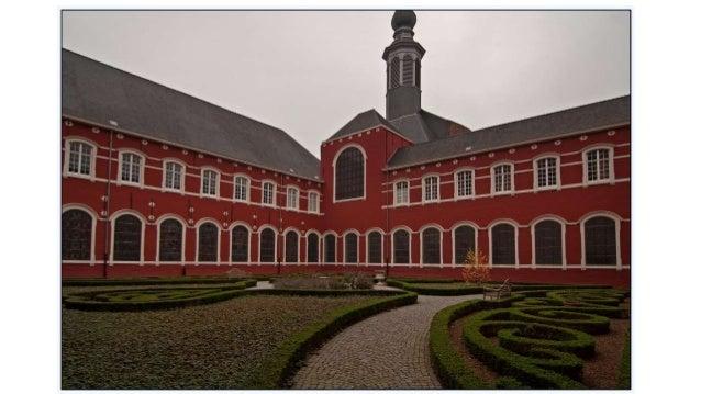 Beleving in special meeting venues St.Stefanusklooster – Gent Congresorganisatie door BVBA Thagaste Vertegenwoordigd door ...
