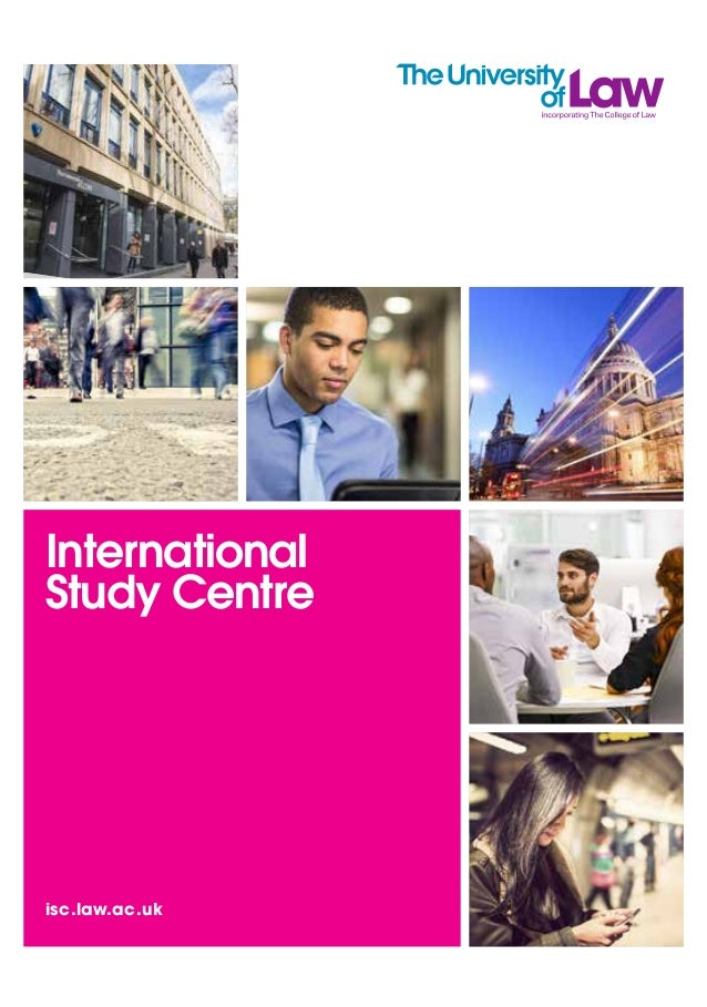 International Study Centre isc.law.ac.uk