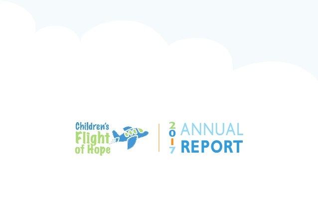 2 0 1 7 ANNUAL REPORT