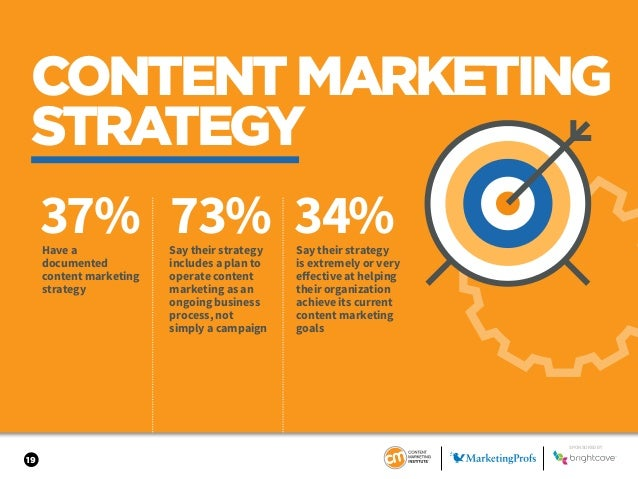 B2B Content Marketing 2017 - Benchmarks, Budgets & Trends - North Ame…