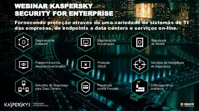 Cibersegurança Industrial Serviços de Inteligência de Segurança Segurança de Mobile Prevenção contra Fraudes Proteção DDoS...