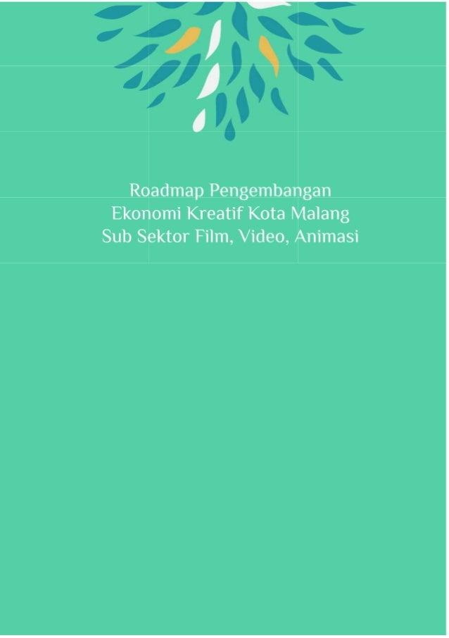 BUKU EKRAF sub sektor Film, Video, Animasi Kota Malang Slide 3