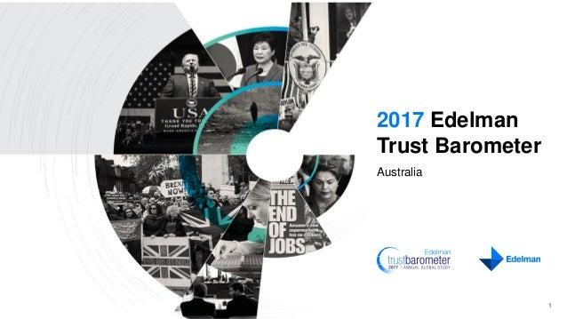 2017 Edelman Trust Barometer Australia 1