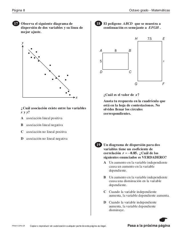 Increíble Hoja De Práctica De Matemáticas Independiente Ideas ...