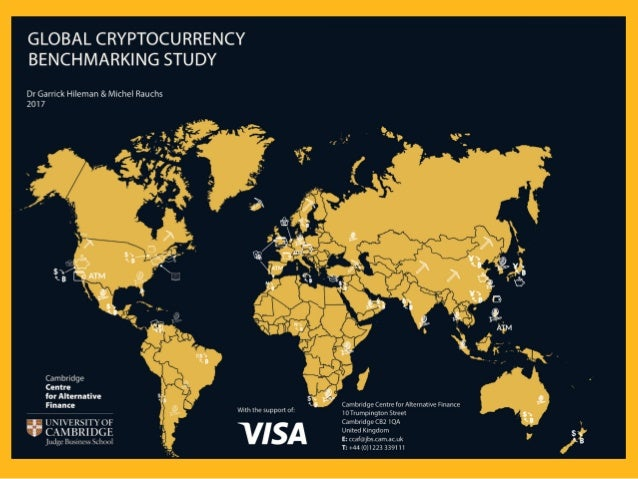 2017 CCAF Global Cryptocurrency Benchmarking Study 2 Table of Contents Part 1: Overview • Setting the Scene • Cross-sector...