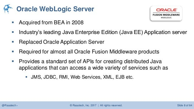 Domain Partitions and Multitenancy in Oracle WebLogic Server