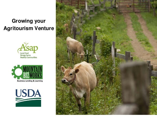 Growing your Agritourism Venture