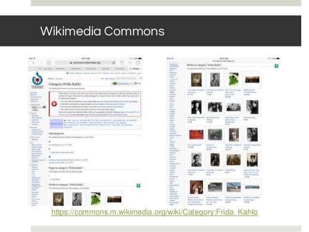 Wikimedia Commons https://commons.m.wikimedia.org/wiki/Category:Frida_Kahlo