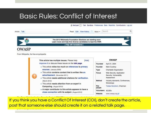 If you think you have a Conflict Of Interest (COI), don't create the article, post that someone else should create it on a...