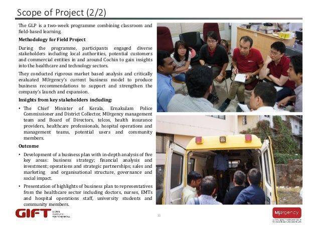 2017 India Emergency Response: One Touch Health Solutions