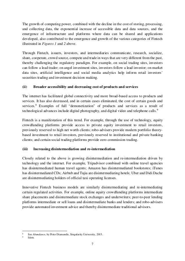 2017 iosco research report on financial technologies (fintech)