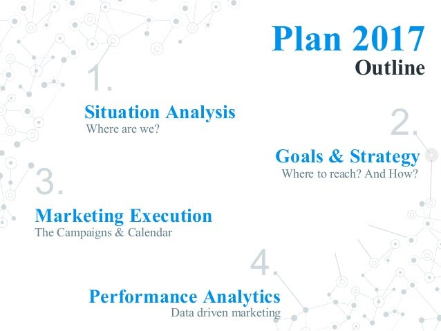 2017 marketing plan template for modern marketers