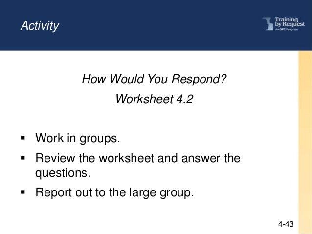 Sexual trauma worksheets