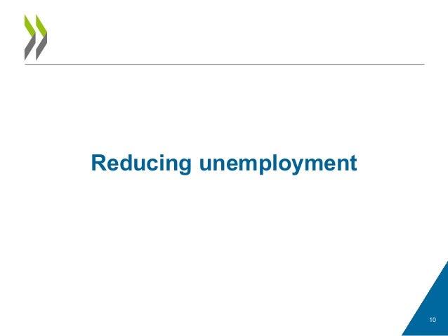 10 Reducing unemployment