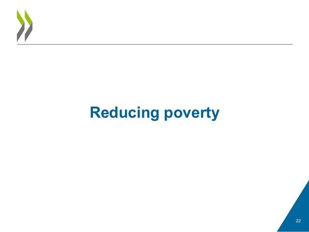 22 Reducing poverty