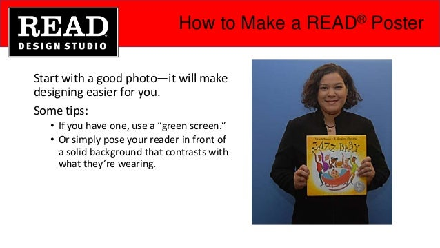 american libraries live how to design your own read poster march 20