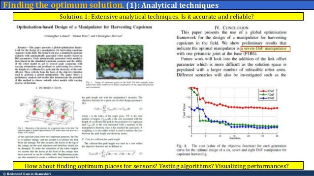 """Robotic Harvesting of Fruiting Vegetables, """"Acceleration by"""