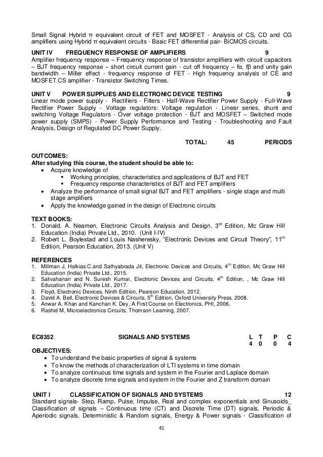 Ec8351 electronic circuits 1 notes pdf