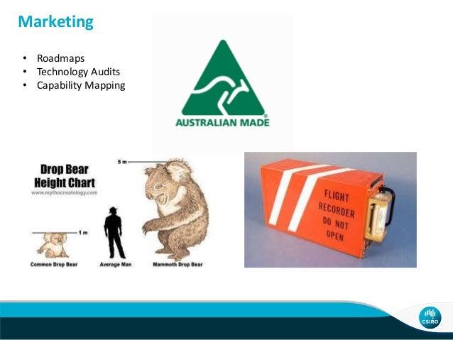 Marketing • Roadmaps • Technology Audits • Capability Mapping