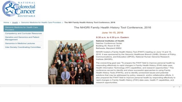 Third Annual Early Age Onset Colorectal Cancer Symposium Optimizing