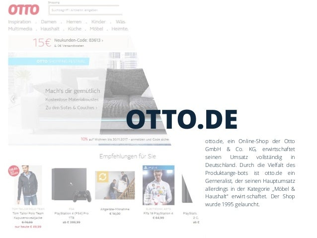 Shop Analyse Ottode