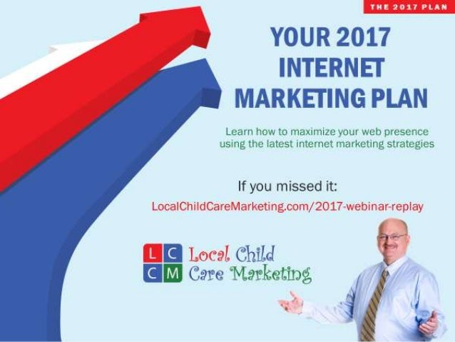 2017 Why Child Care Centers Need A Mobile Site Slide 2