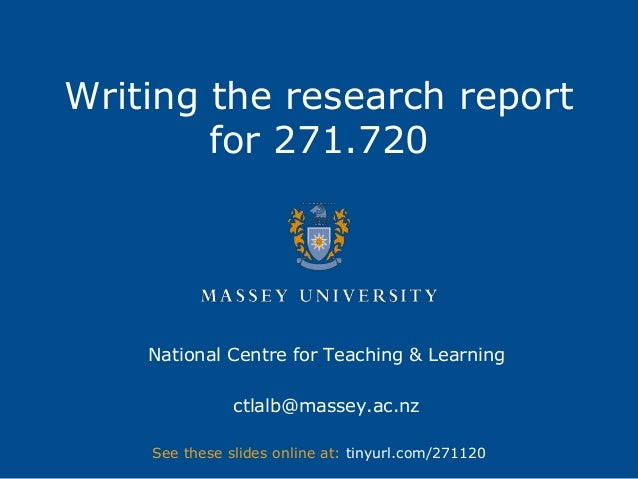 Research report wrting companies