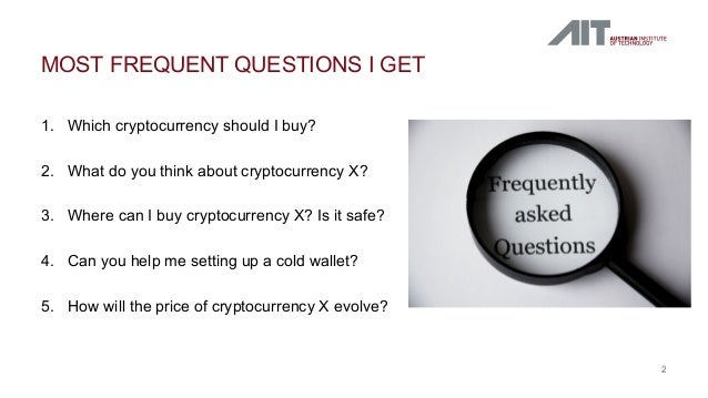 O Bitcoin Where Art Thou? An Introduction to Cryptocurrency Analytics Slide 2