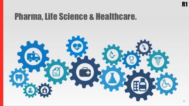14 Pharma, Life Science & Healthcare.