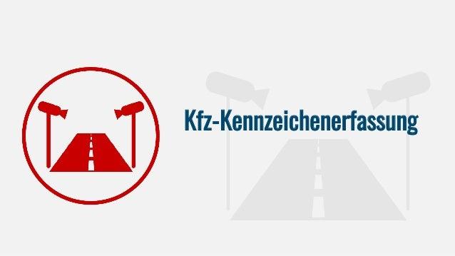 Kfz-Kennzeichenerfassung