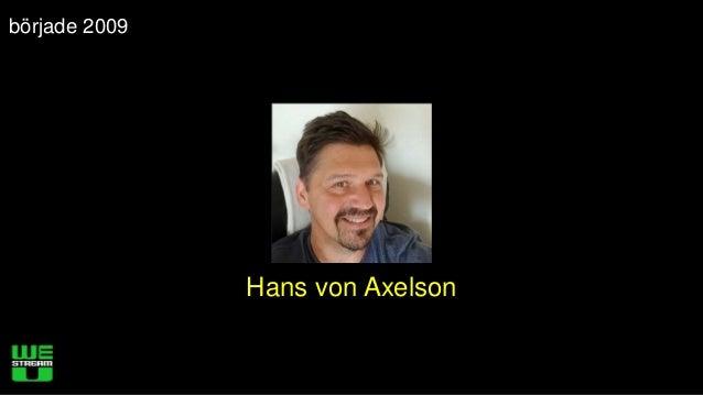 Textning av webbvideo Slide 3