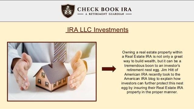 Operating Agreement Ira Llc Check Book Ira Llc