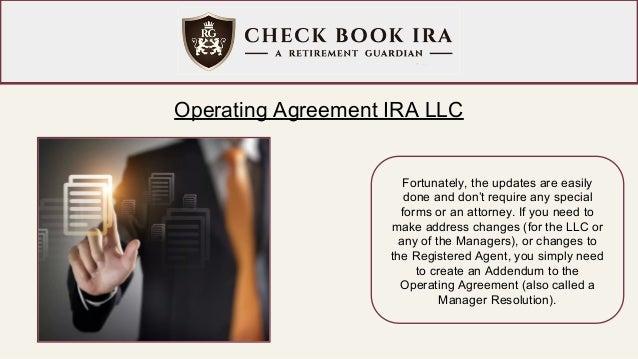 Ira Real Estate Investing Check Book Ira Llc