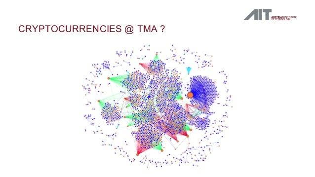 CRYPTOCURRENCIES @ TMA ?