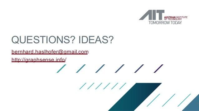 QUESTIONS? IDEAS? bernhard.haslhofer@gmail.com http://graphsense.info/ 36