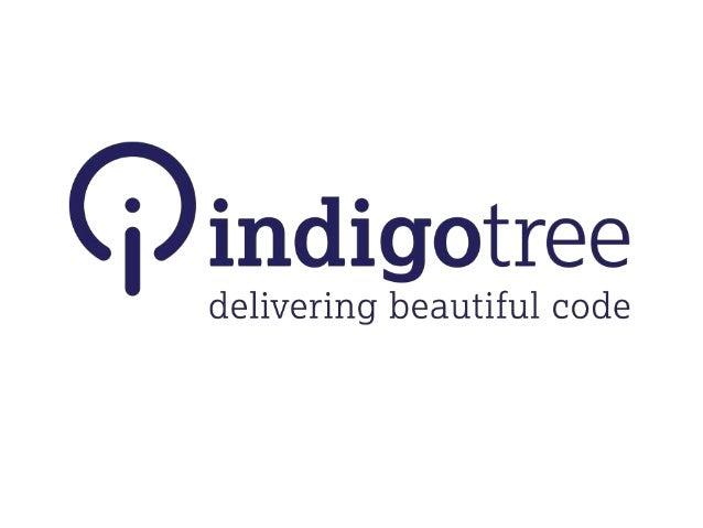 10 ways to improve your website speed louise@indigotree.co.uk @indigotreesays @louisetowler