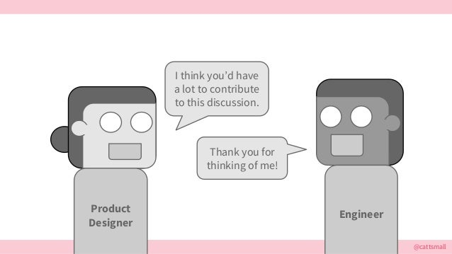 @cattsmall I think you'd have a lot to contribute to this discussion. Thank you for thinking of me! EngineerProduct Design...