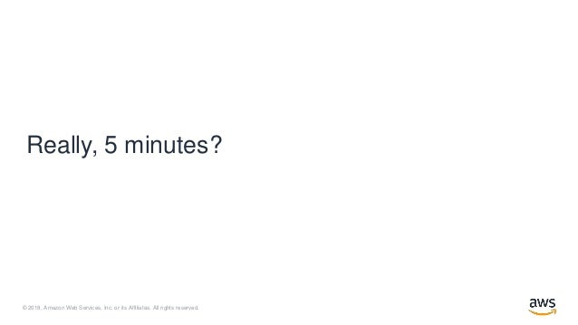 Get Started with Real-Time Streaming Data in Under 5 Minutes - AWS Online Tech Talks Slide 2