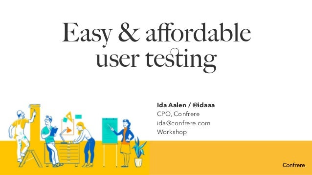 Easy & affordable