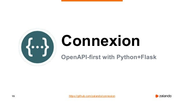 API First with Connexion - PyConWeb 2018