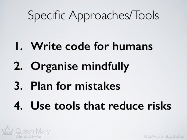 Github: Facebook for code • Easily keep track of old versions • Modify without risks • Easily collaborate • Random people ...